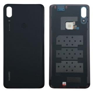 Huawei Akkudeckel Akku Deckel Batterie Cover Schwarz für P Smart Z 02352RRK Neu