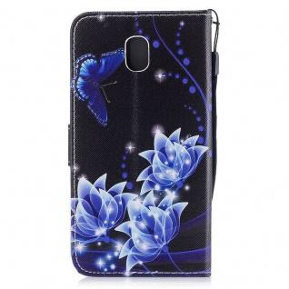 Tasche Wallet Motiv 34 für Samsung Galaxy J5 J530F 2017 Hülle Case Etui Cover - Vorschau 4