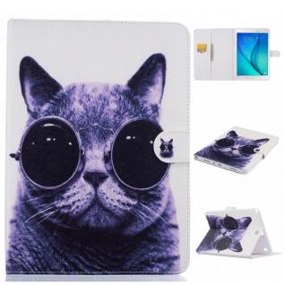 Schutzhülle Motiv 81 Tasche für Samsung Galaxy Tab A 9.7 T550 T555N Hülle Cover