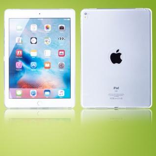 Schutzhülle Silikon Glossy Transparent Hülle für Apple iPad Pro 9.7 Zoll Tasche