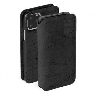 Krusell Birka Wallet für Apple iPhone 11 Pro Schwarz Tasche Schutz Hülle Case