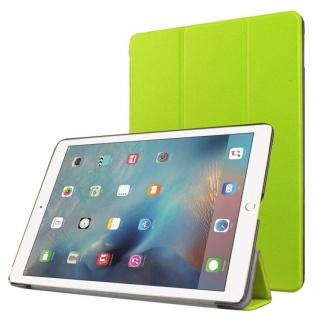 Smartcover Grün Cover Tasche für NEW Apple iPad 9.7 2017 Hülle Etui Case Schutz