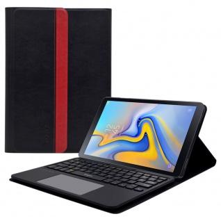 Schutzhülle+Touchpad für Samsung Galaxy Tab A 2018 10.5 SM-T590 SM-T595 Tastatur