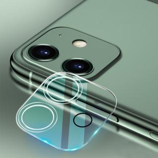 Kamera Cam Schutz Protection Ring für Apple iPhone 12 Transparent Ersatzteil