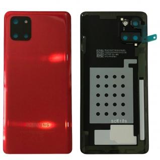 Samsung GH82-21972C Akkudeckel Deckel für Galaxy Note 10 Lite N770F Aura Red Rot