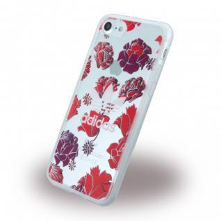 Adidas Coque Transparent Hard Case Cover für Apple iPhone 7 Muster Schutzhülle