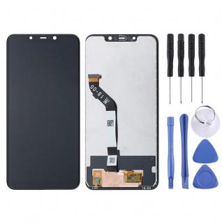 Für Xiaomi Pocophone Poco F1 Reparatur Display LCD Komplett Touch Schwarz Neu - Vorschau 1