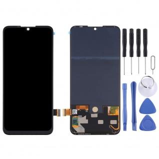 Für Motorola One Zoom LCD Display Einheit Touch Ersatzteil Reparatur Schwarz