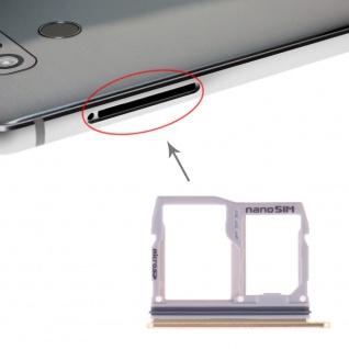 Sim Karten Halter für LG G6 Card Tray Gold Ersatzteil Schlitten Reparatur