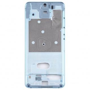 Mittelrahmen Samsung Galaxy S20 5G Blau Middle Frame Zubehör Ersatzteil - Vorschau 3