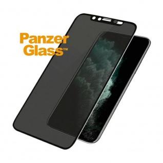 Für Apple iPhone Xs Max / 11 Pro Max Privacy H9 Hart Glas Schwarz Folie Schutz
