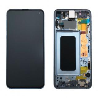 Samsung Display LCD Komplettset GH82-18852C Blau für Galaxy S10e 5.8 Zoll G970F - Vorschau 2