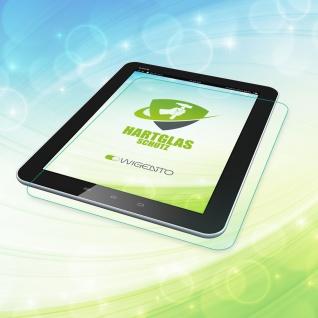 2.5D 0, 26 mm H9 Hart Glas Schock Folie für Samsung Galaxy Tab Active 2 Zubehör