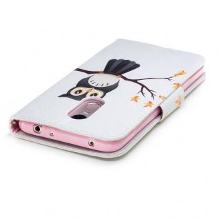 Für Huawei P20 Kunstleder Tasche Book Motiv 35 Schutz Hülle Case Cover Etui Neu - Vorschau 5