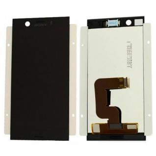 Sony Display LCD Komplett für Xperia XZ1 Compact G8441 Reparatur Schwarz Ersatz