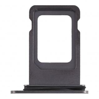 Für Apple iPhone XS Max 6.5 Zoll Sim Karten Halter Schwarz SD Card Ersatzteil