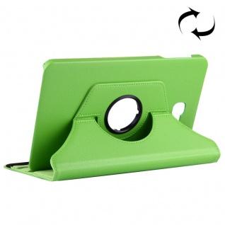 Schutzhülle 360 Grad Grün Tasche für Samsung Galaxy Tab A 10.1 T580 / T585 Case
