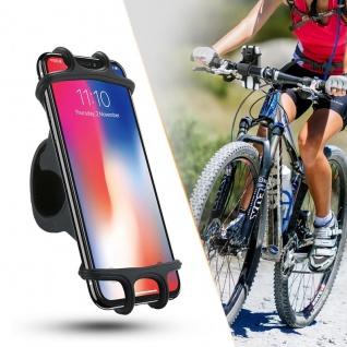 Universal Fahrrad Halterung Bike Holder Fahrradhalterung für 4.0 - 6.3 Zoll