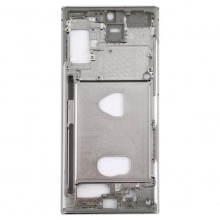 Mittelrahmen Silber für Samsung Galaxy Note 10 Plus Ersatzteil Zubehör Rahmen - Vorschau 2