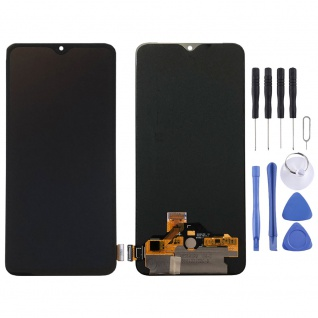 Für OnePlus 7 Display Full LCD Einheit Touch Screen Ersatz Reparatur Schwarz