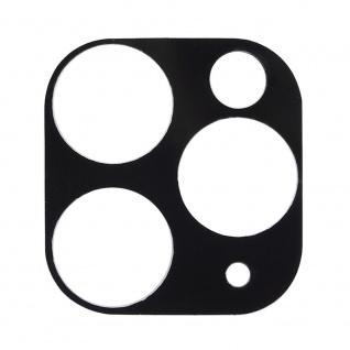 Kamera Cam Schutz Protection Ring für Apple iPhone 11 Pro Schwarz Ersatzteil
