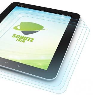 3x Displayschutzfolie für Samsung Galaxy Tab A 8.0 T380 T385 Hülle + Poliertuch
