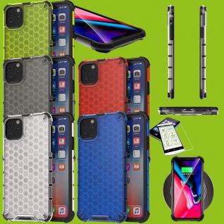 Für viele Smartphone Modelle Schock Hybrid Silikon Tasche Case Hülle Cover Etuis