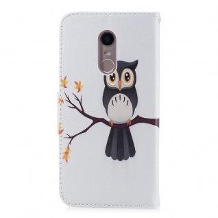 Für Huawei P20 Pro Kunstleder Tasche Book Motiv 35 Schutz Hülle Case Cover Etui - Vorschau 2