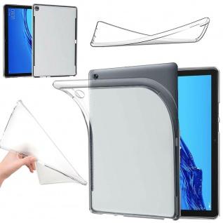 Für Lenovo Tab M10 Plus 10.3 Transparent Tablet Tasche Hülle TPU Silikon dünn - Vorschau 2