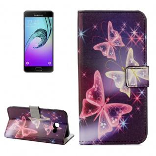 Schutzhülle Muster 26 für Samsung Galaxy A5 A520F 2017 Tasche Cover Case Hülle
