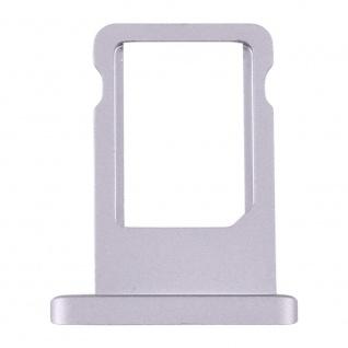 Für Apple iPad 10.2 Simkarten Halter Card Tray Grau Grey SD Ersatzteil Zubehör