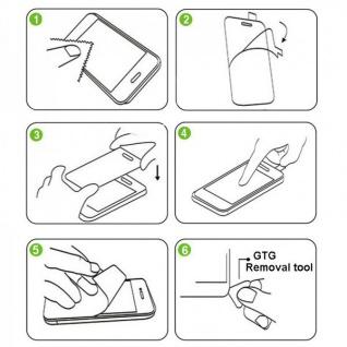 Premium 0, 3 mm Panzerfolie Schock Glas Folie für Samsung Galaxy S6 G920 G920F - Vorschau 2