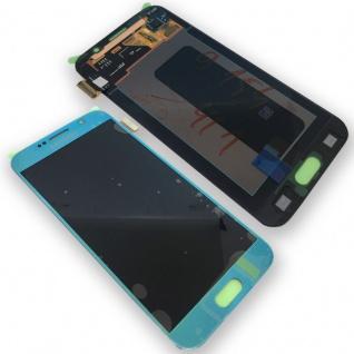 Display LCD Komplettset Touchscreen Blau für Samsung Galaxy S6 G920F GH97-17260D - Vorschau 1