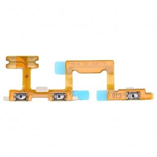 Für Huawei P40 Lite Power und Lautstärke Button Flex Kabel Reparatur Schalter