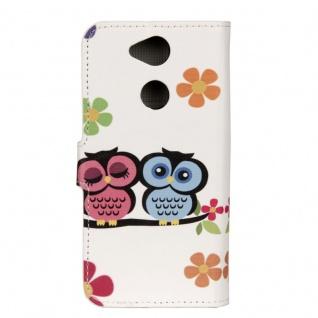 Tasche Wallet Book Cover Motiv 20 für Sony Xperia XA2 Hülle Case Etui Schutz Neu - Vorschau 5