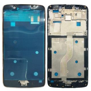 Gehäuse Rahmen Mittelrahmen Deckel für Motorola Moto G5 Gold Reparatur Neu
