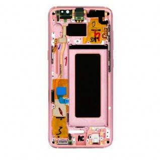 Samsung Display LCD Komplettset GH97-20457E Pink für Galaxy S8 G950 G950F Neu - Vorschau 3