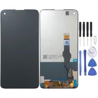 Für Motorola Moto G8 Power Reparatur Display LCD Einheit Touch Screen Schwarz