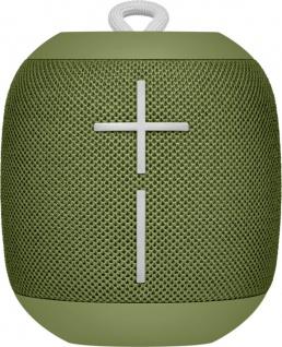 Logitech WONDERBOOM Lautsprecher Bluetooth Waterproof Khaki Wireless Musik Box