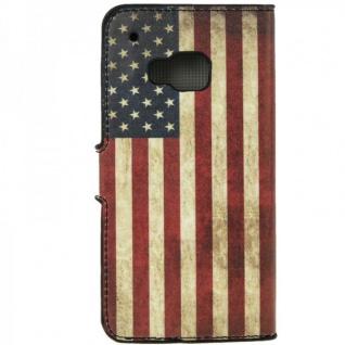 Schutzhülle Muster für HTC One 3 M9 2015 Tasche Cover Case Hülle Etui Schutz Neu - Vorschau 4