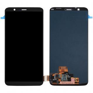 Display OLED LCD Einheit Touchscreen Ersatz für ONEPlus 5T Reparatur Schwarz Neu