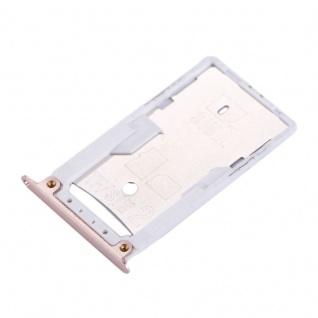 Für Xiaomi Redmi 4X Sim Karten Halter Sim Tray Sim / TF Schlitten Holder Gold