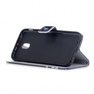 Tasche Wallet Motiv 34 für Samsung Galaxy J5 J530F 2017 Hülle Case Etui Cover - Vorschau 2
