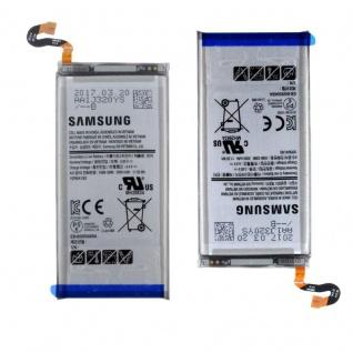 Samsung Galaxy S8 G950F Akku GH43-04731A Batterie EB-BG950ABA ABE Ersatzbatterie