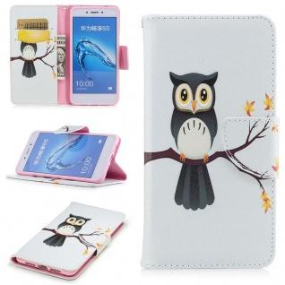 Schutzhülle Motiv 28 für Huawei Honor 6C / Enjoy 6S Tasche Hülle Case Cover Etui