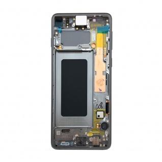 Samsung Display Full LCD Komplettset GH82-18850A Schwarz für Galaxy S10 G973F 6.1 Zoll - Vorschau 4