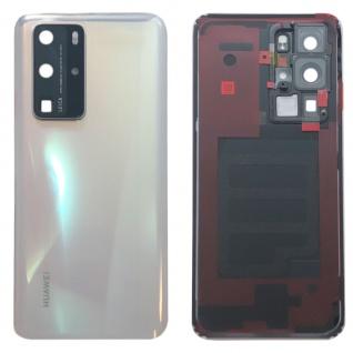 Huawei Akkudeckel Akku Deckel Batterie Cover Weiß für P40 Pro 02353MMX Neu
