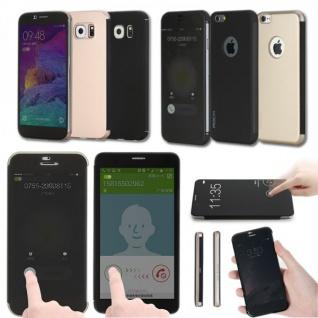 Original ROCK Shadow Smartcover für viele Smartphones Tasche Cover Case Hülle