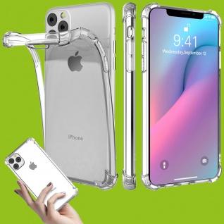 Für Samsung Galaxy A20e Silikon TPU Transparent Tasche Hülle Etuis Cover Case