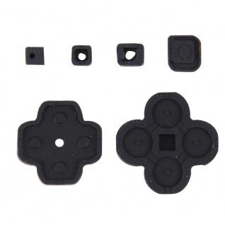 Für Nintendo 3DS Tastenanschlag Gummi Ersatzteil Reparatur Zubehör Konsole - Vorschau 2